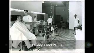 A Brief History of Oakley's Barber Shop