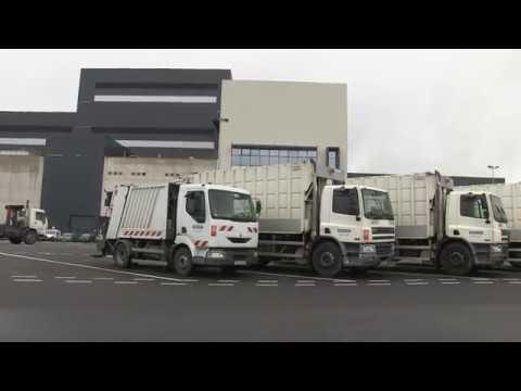 Sécuriser les parcours de collecte des déchets ménagers