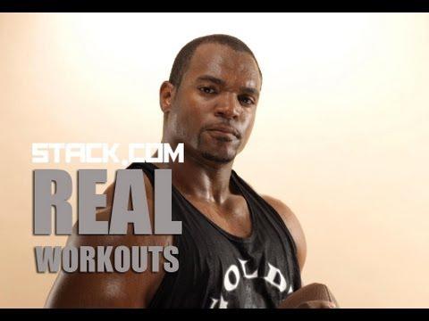 Real Workouts: Dwight Freeney