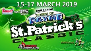 10th Annual St Patrick Classic - Saturday, part 1