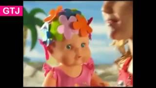 Baby Doll Swimming Nenuco Chapoteo