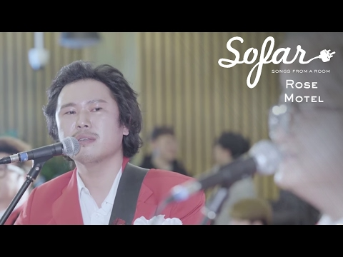 Rose Motel (장미여관) - Hate You Guys Because You Are Ugly (오빠들은 못생겨서 싫어요) | Sofar Seoul