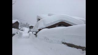 Schnee-Chaos in Tirol/Österreich Januar 2019 (3:49)