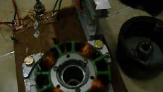 Bedini High Voltage Without DC Power Supply /SJP Project#3 FREE ENERGY
