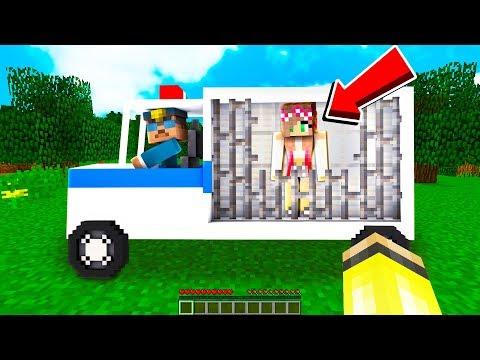 POLİS ISMETRG'NİN SEVGİLİSİNİ TUTUKLADI! 😱 - Minecraft thumbnail