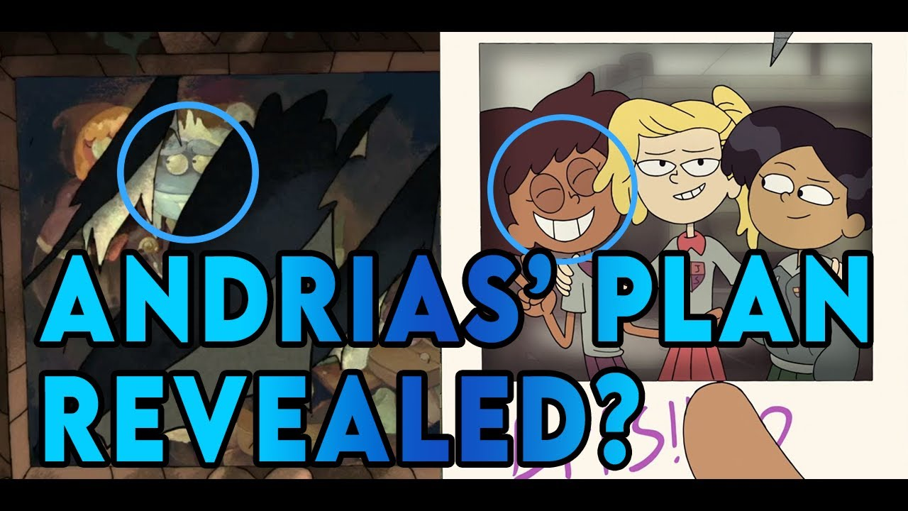 Download Amphibia: What REALLY Happened to King Andrias' Friends - Theory