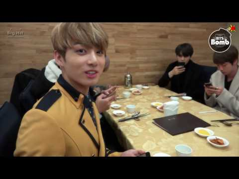 [BANGTAN BOMB] Jung Kook went to High school with BTS for graduation! - BTS ()