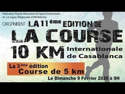 10Km International De Casablanca VLOG 20