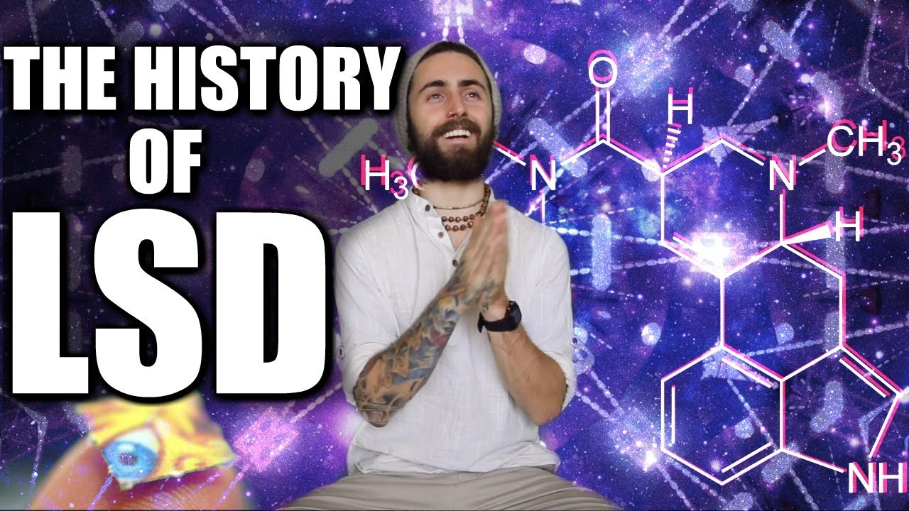 The History of LSD! (The Drug that Changed America)