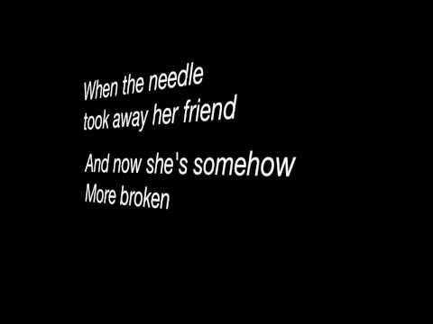 [HQ] Linkin Park - Across the line [Lyrics]