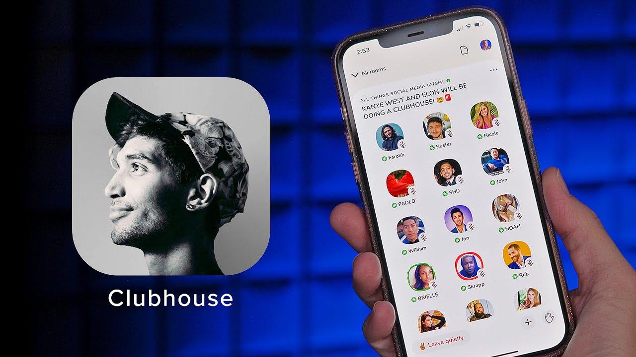 Clubhouse explained (full app walkthrough) - YouTube