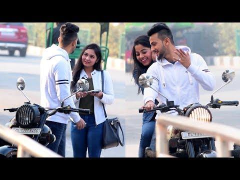 Picking up Girls on Bullet | by Vinay Thakur