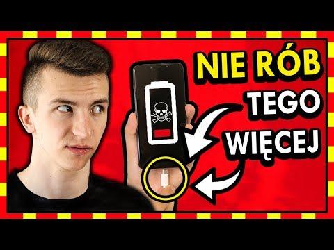 6 RZECZY, które ROBISZ ŹLE na telefonie! ◉_◉