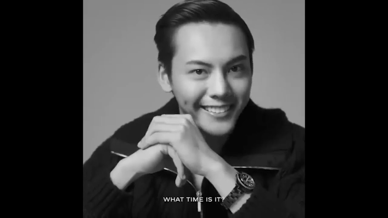 陳偉霆 CHANEL廣告 港式英文 蕭叔叔 BOB叔 重新配音 - YouTube