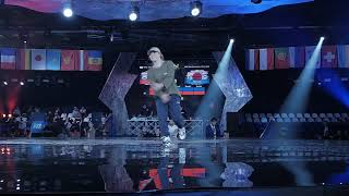 Ayumi vs Narumi - Finał BGirls 1vs1 na Russian Open Breaking Championship 2018