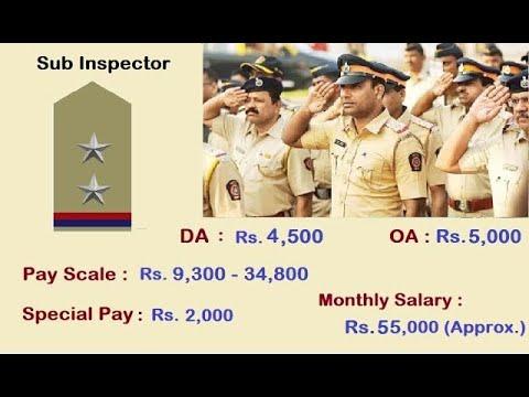 Indian Police Ranks & Salary 2020