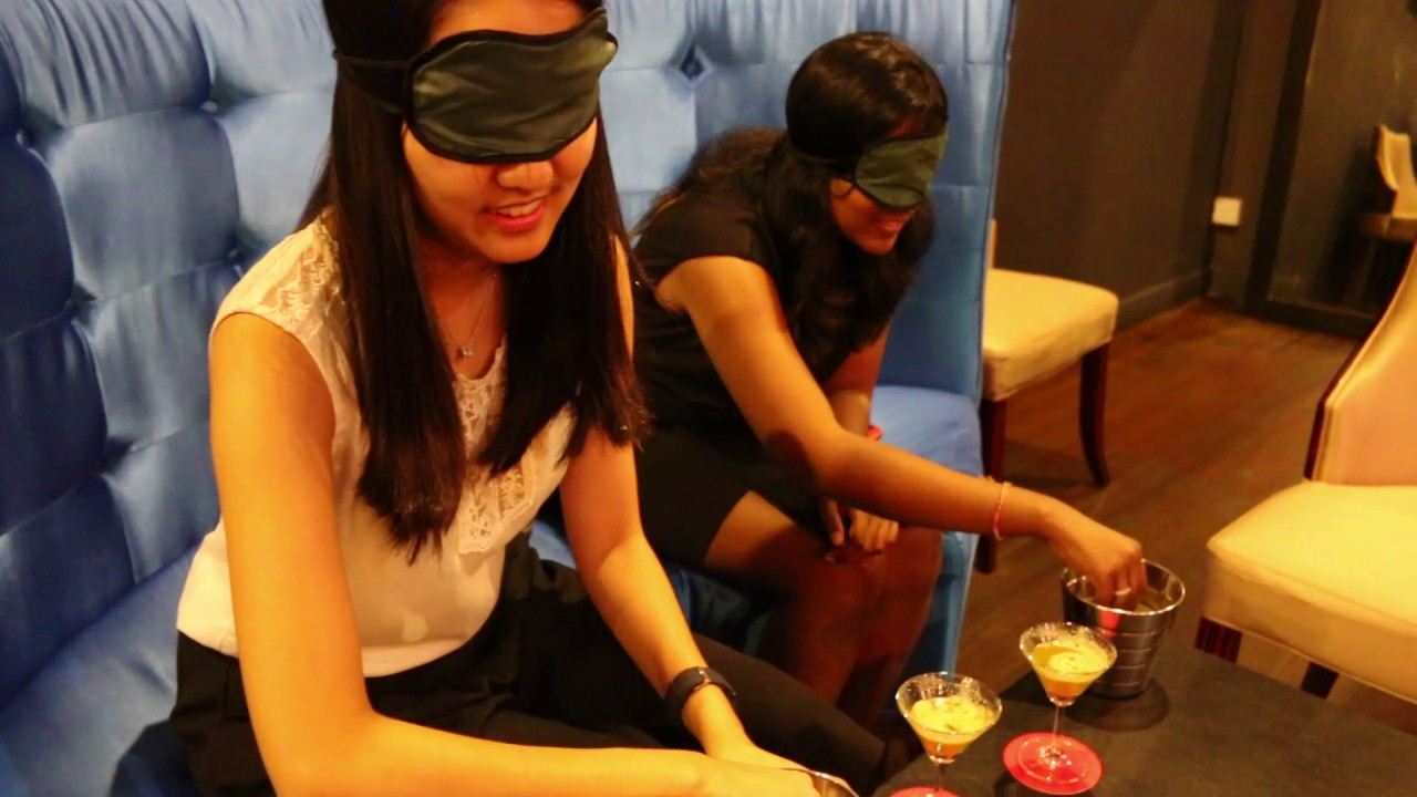 Dining In The Dark Malaysia - YouTube