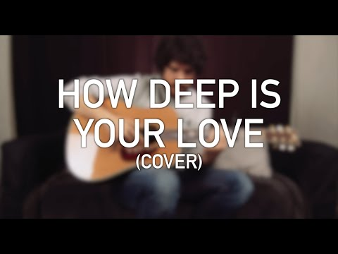 How Deep Is Your Love - Calvin Harris & Disciples (Cover by METAXAS)