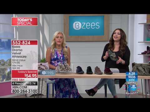 HSN | Bzees Footwear Celebration / Liz Lange Fashions Celebration 07.20.2017 - 01 PM