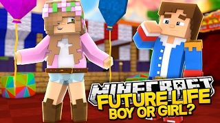 is little kellys baby a boy or girl minecraft future life   w littledonny roleplay
