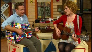 Haley Bonar - Build Somethings - Choo Choo Bob Show
