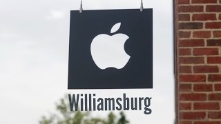 Apple opens its first store in Brooklyn
