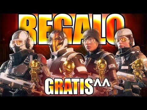 PRO LEAGUE BUNDLE REGALADO RAINBOW SIX SIEGE -MIWELL