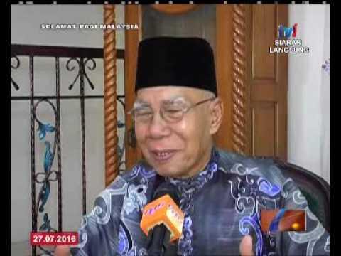 SPM - KHABAR INSAN SENI: DATO JAMALI SHADAT [27 JULAI 2016]