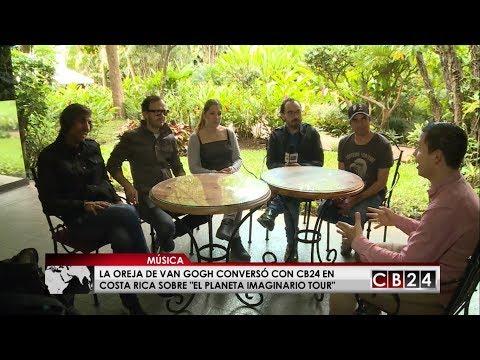 La Oreja de Van Gogh deleita a sus fans en gira por Centroamérica