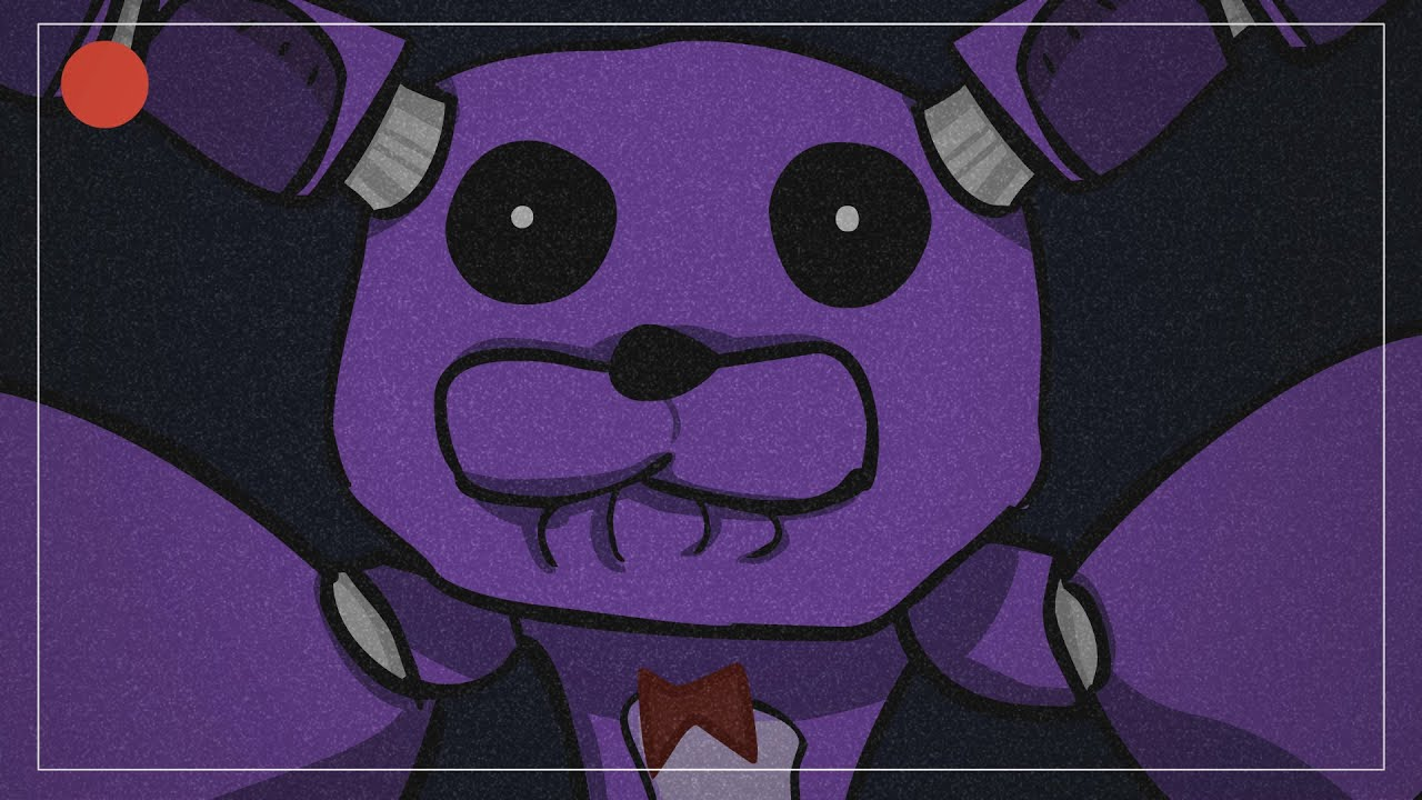 """Five Nights At Freddy's Bonnie Animated bonnie kisses! """"five nights at freddy's animation"""" (kuledud3 archive)"""