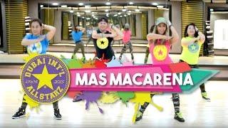 Mas Macarena | Gente de Zona ft  Los Del Rios | Zumba fitness | Lora Gregorio