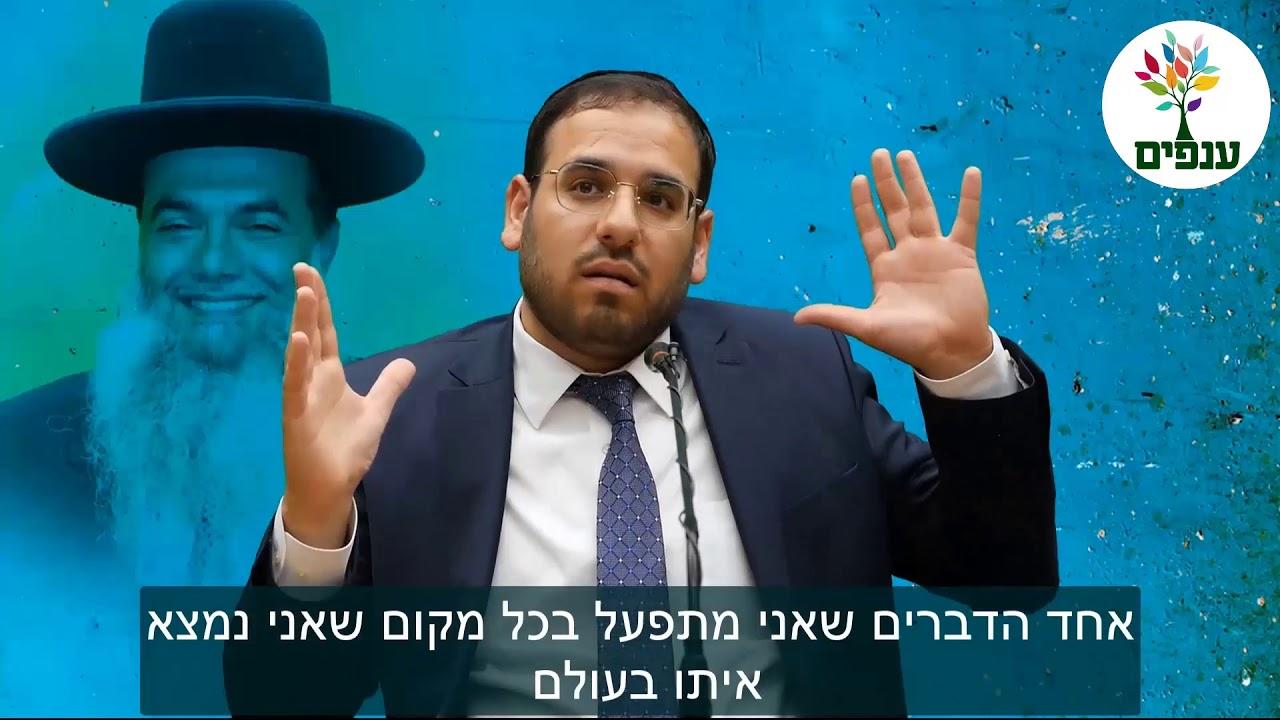 """הרב דוד פריוף מספר מהו סוד הצלחתו של רבו והחברותא שלו, הגאון הגדול הרב יגאל כהן שליט""""א"""