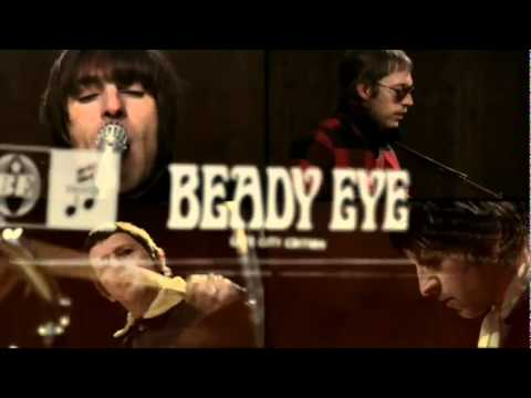 Beady Eye - Different Gear, Still Speeding UK TV Advert (HQ)