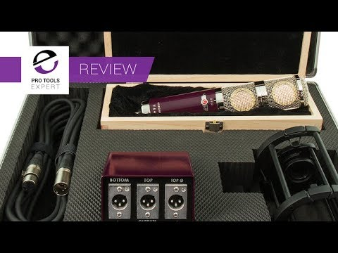 Review - Vanguard Audio Labs V44S Stereo Condenser Microphone