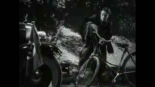 """Assassination of Reinhard Heydrich from movie """"Hitler's Madman"""" (1943). Cherchez la femme :)"""