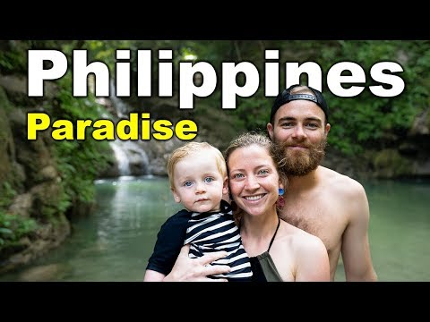 AMERICAN FAMILY Finds PHILIPPINES PARADISE! // Bohol Philippines Vlog