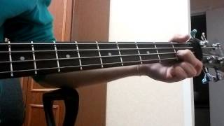 How to play Flo Rida - G.D.F.R. on bass guitar
