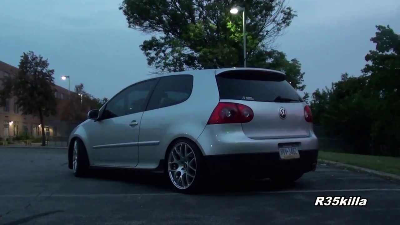 Mk5 Golf Gti Teaser Life In The Boosted Lane Youtube