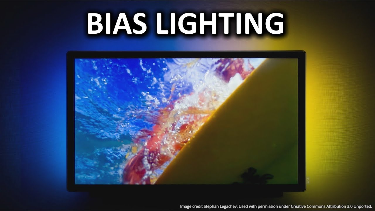Bias Lighting (Ambient Backlighting) as Fast As Possible ...