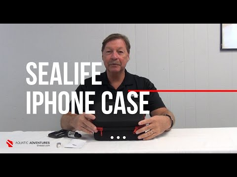 Product Tutorials | SeaLife SportDiver iPhone Housing