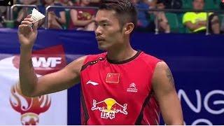 L.Dan v Nguyen T.M. |MS-SF| BWF World Champ. 2013