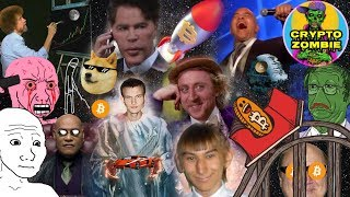 Bitcoin & Crypto MEME EXTRAVAGANZA!!! 😂 Every Crypto Zombie Intro (2018 Edition) 🚀 Try Not To Laugh!