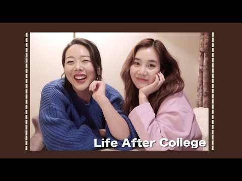 Life After College: Jobs, Rejections, & Taking a Gap Year!
