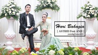 #haribahagia #astridfeatanji ASTRID Feat ANJI - Hari Bahagia [ Hiegen Cover ]