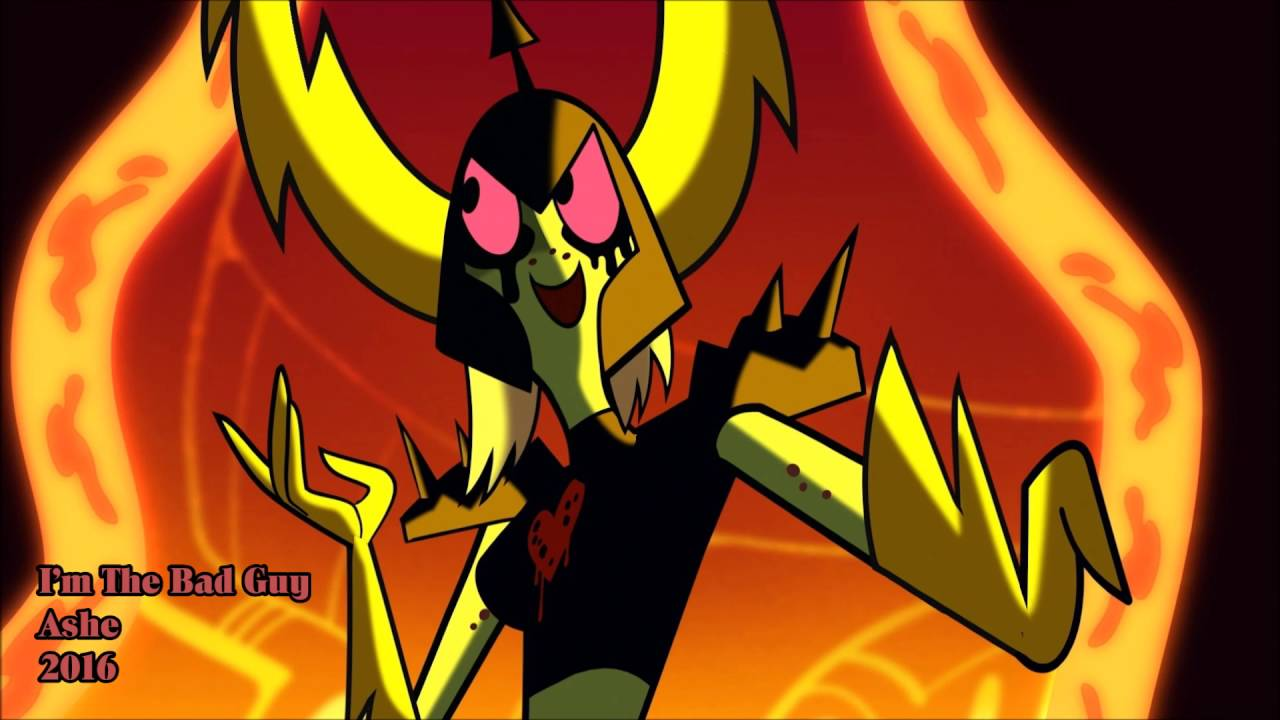 ashe i m the bad guy wander over yonder youtube