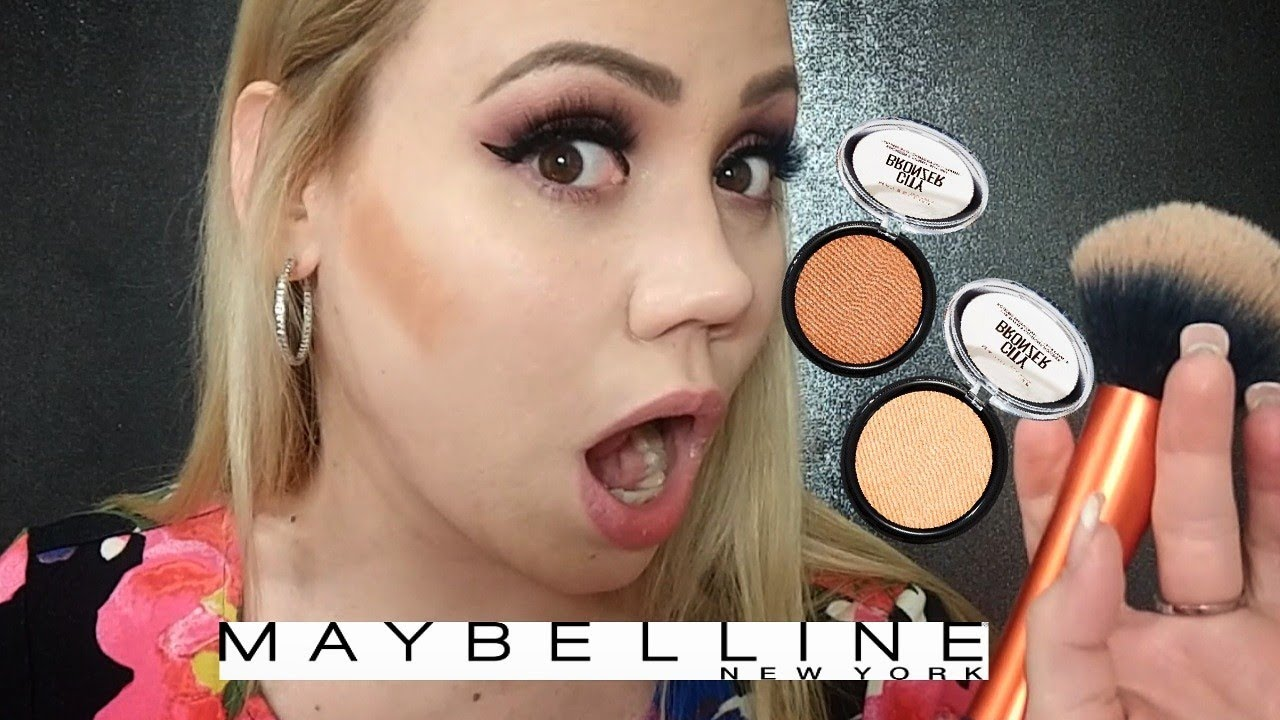 City Bronzer & Contour Powder by Maybelline #6