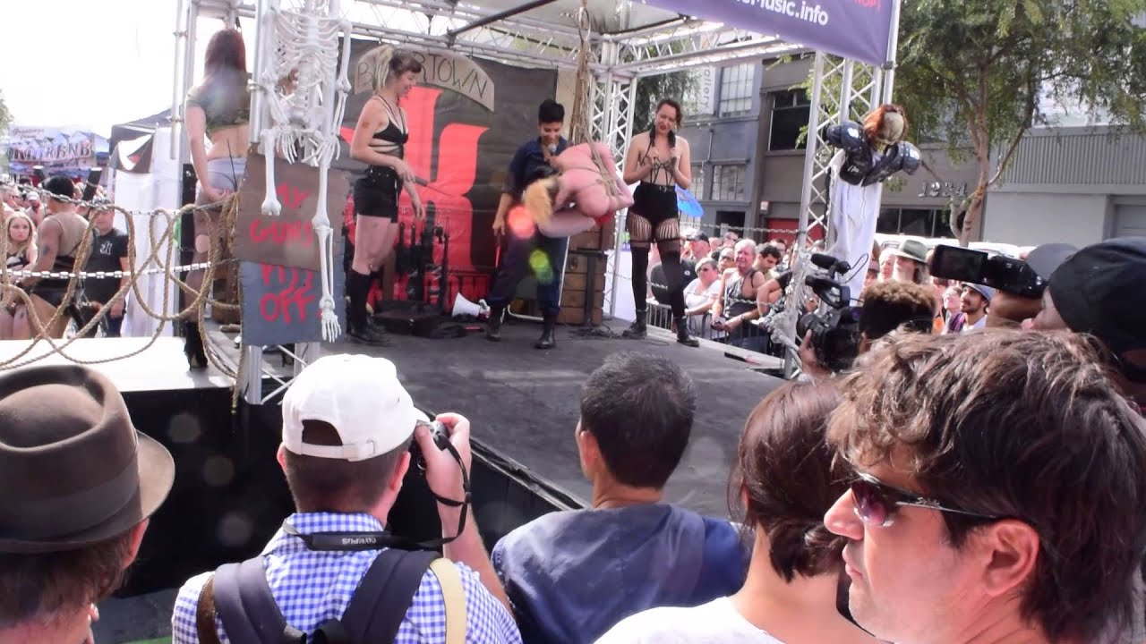 Download Kink.Com Girls, Folsom Street Fair, San Francisco, Sept. 27, 2015