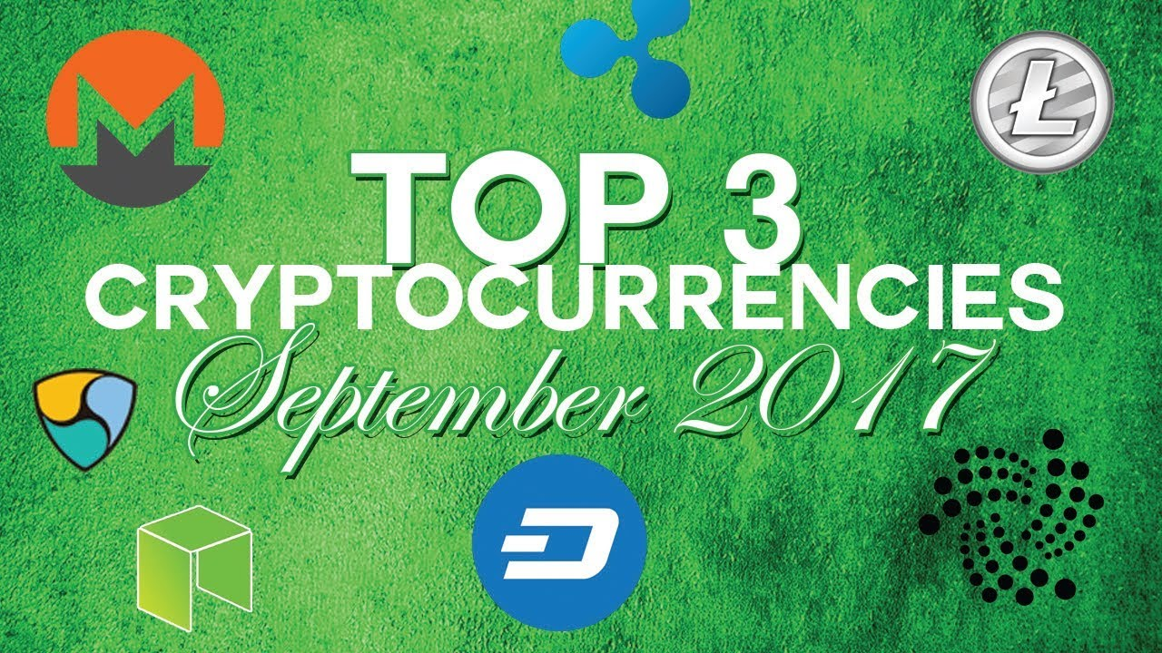 top 3 cryptocurrency today