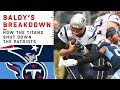 How the Titans Blew Out the Patriots | NFL Film Review