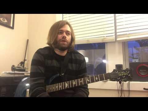 Nirvana - Sifting Guitar Lesson